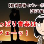 志麻子「やっぱり青姦は ダメェーッ!」